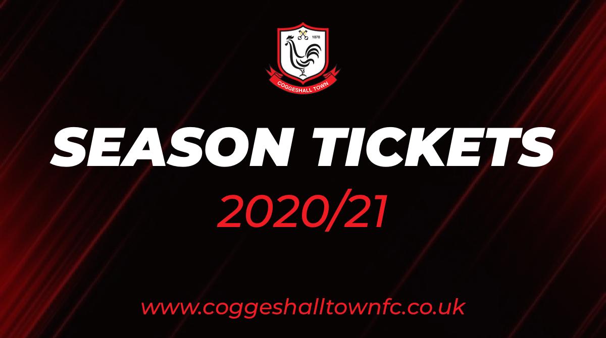 Last Chance For Season Tickets 2020/21