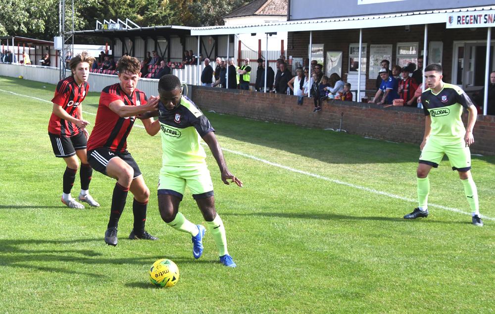 Match Photos vs Brightlingsea Regent