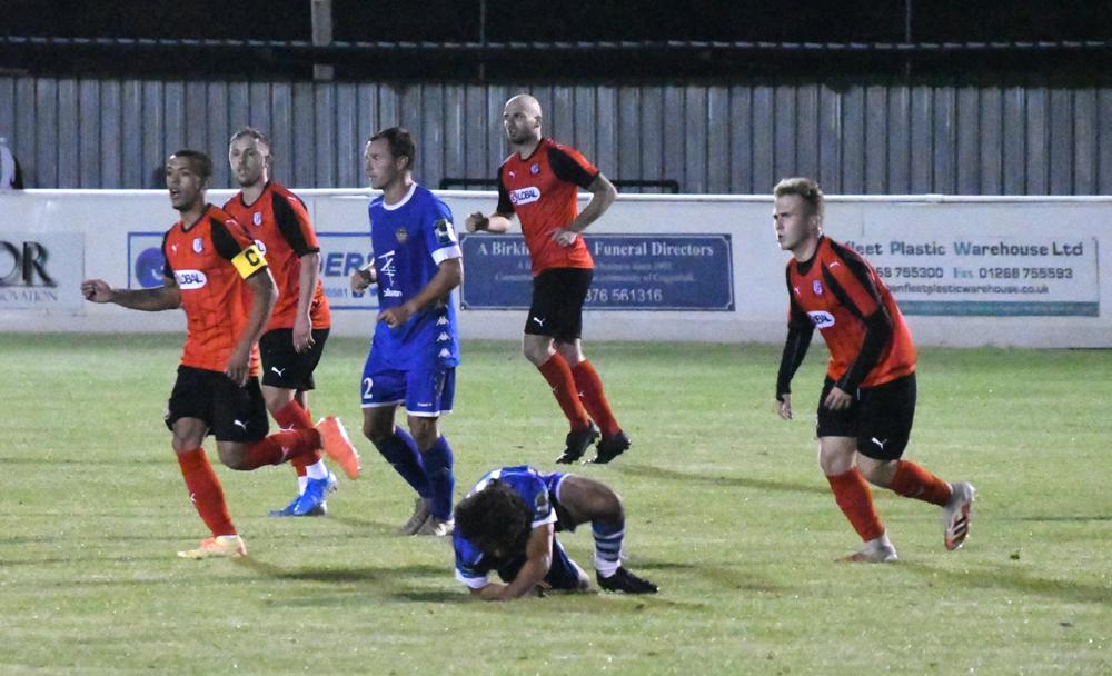 Match Photos vs Hertford Town FC