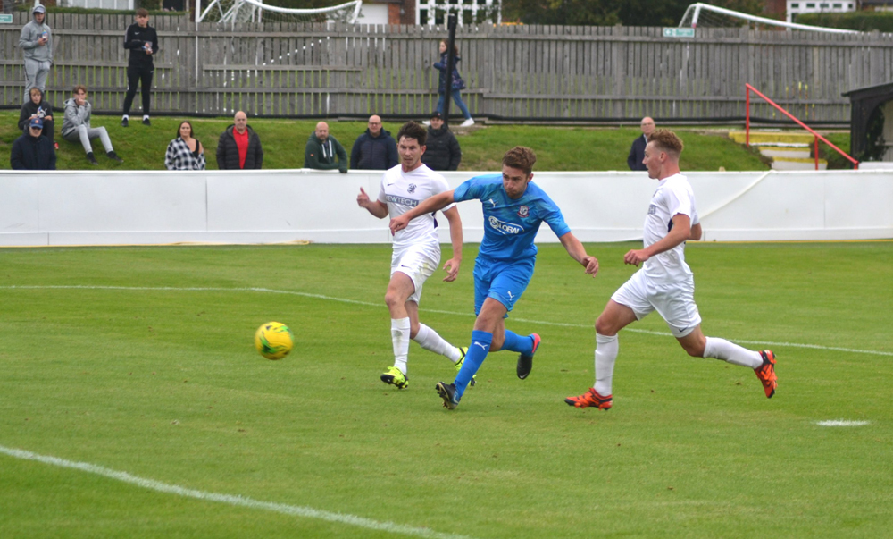 Match Photos vs Royston Town FC