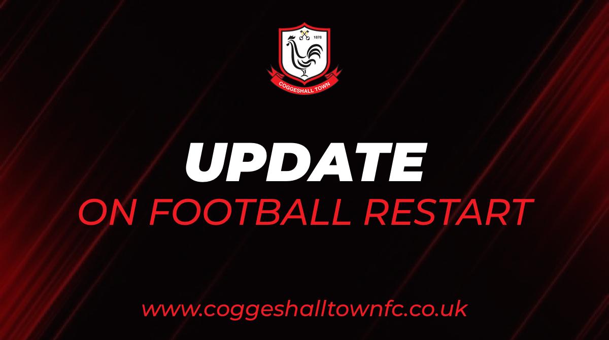 Update on Football Restart